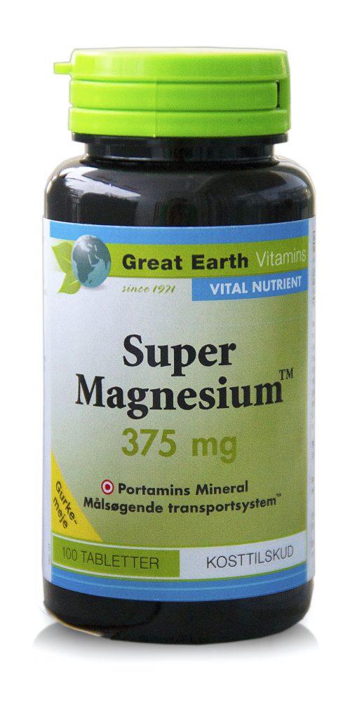 Billede GE Super Magnesium